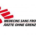Donating to Médecins Sans Frontières (Ärzte ohne Grenzen)